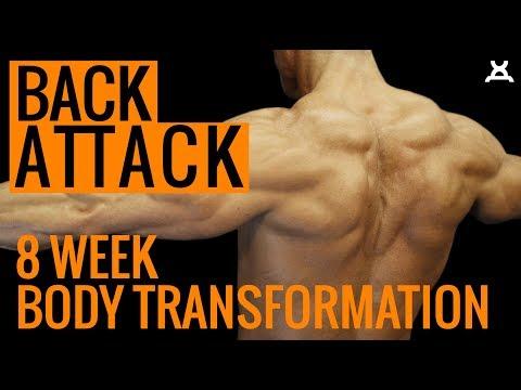 ULTIMATE BACK WORKOUT   8 Week Body Transformation