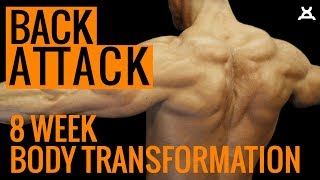ULTIMATE BACK WORKOUT | 8 Week Body Transformation