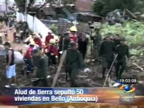 TRAGEDIA EN BELLO ANTIOQUIA