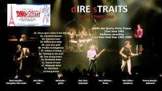 "Dire Straits ""Two young lovers"" 1983-06-22 Paris [AUDIO ONLY]"