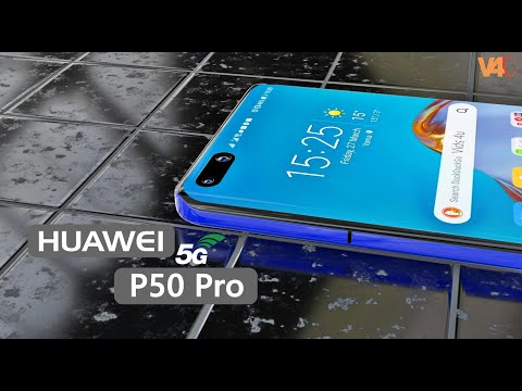 Huawei P50 Pro Release Date, Features, First Look, 5G, Price, Trailer, Camera, Leaks, Launch, Specs