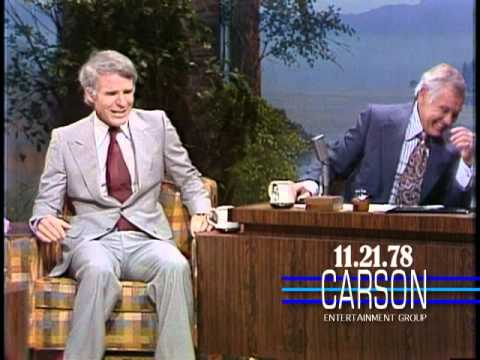 Steve Martin Has to Leave Johnny Carson, Funniest Moments from YouTube · Duration:  2 minutes 9 seconds