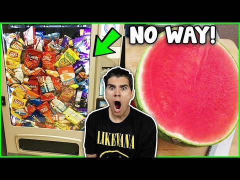 People Who Won The Food Lottery!
