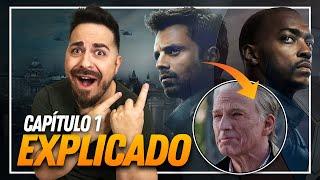 Todo Explicado: Episodio 1 Falcon & Winter Soldier ¡Menudo comienzo!!  - SPOILERS