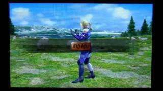 Tekken 3D Prime Edition Nintendo 3DS Gameplay Video Anna + Nina + Zafina ++ NICE ++