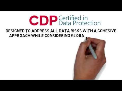 Certified in Data Protection - CDP