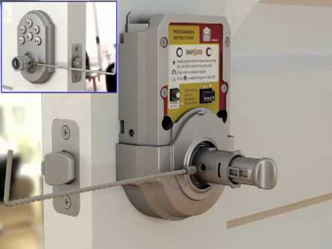Weiser Smartcode Lever Instructions Youtube