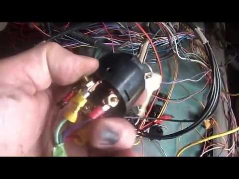 Big Shoutout, Electric EZGO to gas UTV, key switch, wire