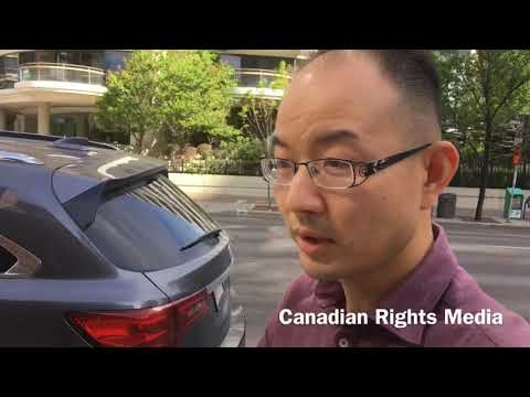 Canadian Rights Audit: Consulate General Of The People's Republic Of China