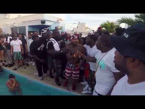 Jim Jones Miami Vamps Memorial Day Weekend 2K15