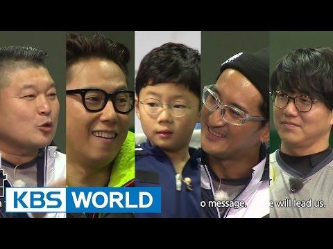 Cool Kiz on the Block   우리동네 예체능 - Appearance of the Yoon Jongshin Family (2015.01.13)