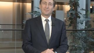 Bernard Monot présente le Bulletin économique. 17-02-2017