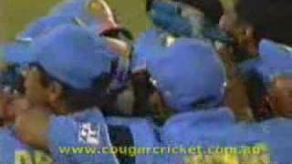 INDIA vs ENGLAND, 2003 WORLD CUP POOL MATCH