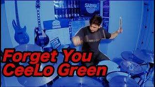 Forget You - CeeLo Green (Drum Cover)