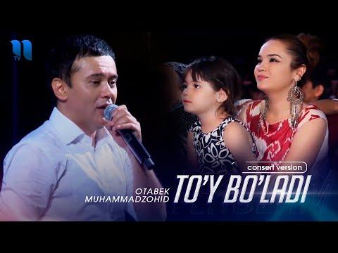 Otabek Muhammadzohid - To'y Bo'ladi Consert Version