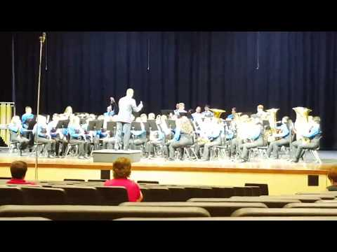 Pass Christian High School Symphonic Band - The Marriage of Figaro by Mozart