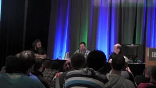 PAX Dev: Mike Selinker, Mike Krahulik, & Patrick Rothfuss