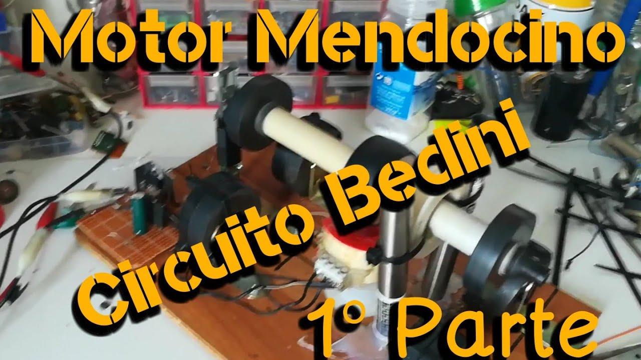 Circuito Motor Bedini : Motor mendocino circuito bedini youtube