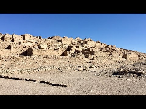 Calama, Chile: Volcanoes, Ancient Ruins, and Modern Mines