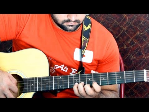 pachtaoge-|-arijit-singh-|-guitar-solo-notes/tabs-tutorial