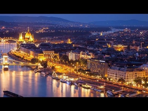 Walking the Danube - Budapest Hungary