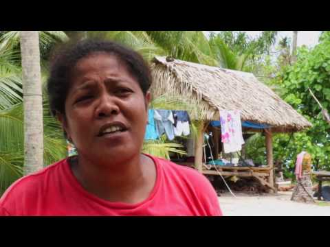 ''LINKING THE ISLANDS'' - Early Warning Systems in Tuvalu