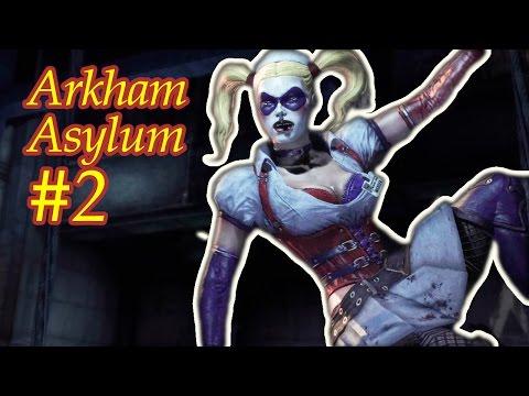 Прохождение Batman Arkham Asylum часть 2 ГОРДОН В ПЛЕНУ