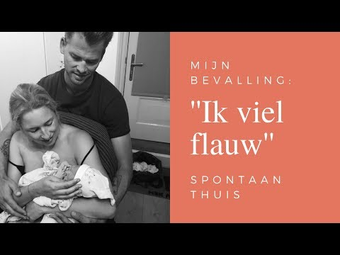 Mijn bevallingsverhaal: Ik viel flauw! Sanny zoekt Geluk