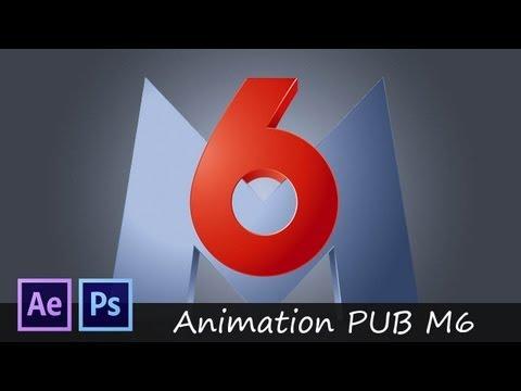 Tuto C4D - Animation PUB M6 by WearzDesign