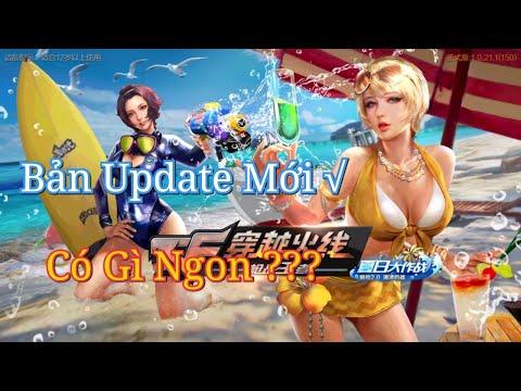 CF Mobile/CF Legends | Review Bản Update Mới - Mùa Hè Nóng Bỏng =)))