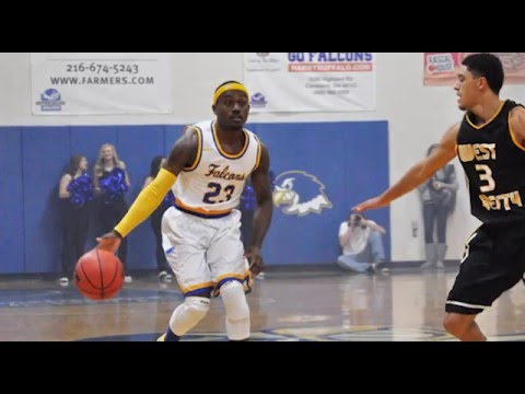Tyree Gaiter - Notre Dame Falcons - 2015-16 Highlight Reel