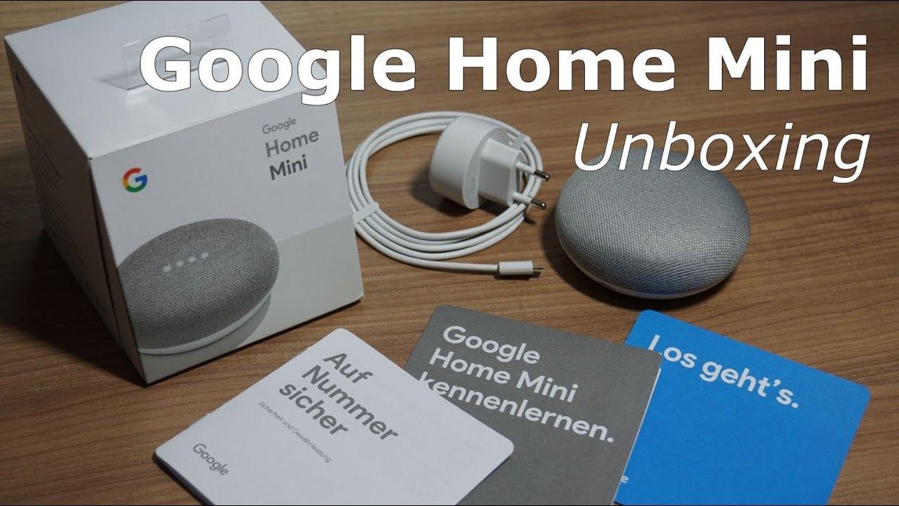 google home mini how to use