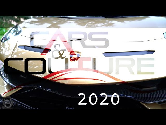 Cars & Couture 2020