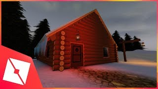 ROBLOX Studio | Making LOG HOUSE