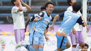 Y.S.C.C.横浜vs藤枝MYFC J3リーグ 第12節