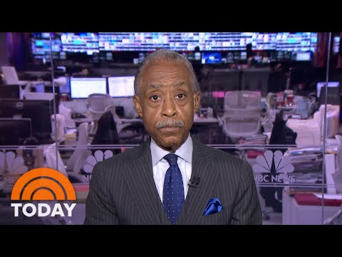 Al Sharpton Reacts To Trump Taxes Report: 'This Undoes His Brand' | TODAY