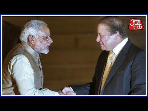 PM Modi And Nawaz Sharif Meet After 17 Months