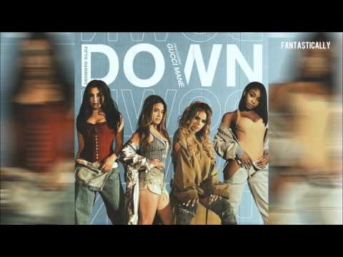 Fifth Harmony - Down feat. Gucci Mane (Chipmunks Version)