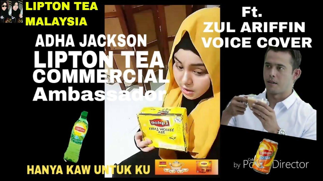 Lipton tea ramadhan comercial adha jackson zul ariffin