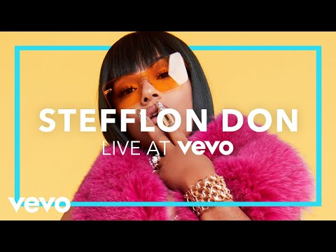 Stefflon Don - Hurtin Me (Live At Vevo)