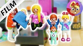 摩比游戏 Playmobil 玩偶影片 爸爸妈妈不在家 保姆阿姨要生宝宝
