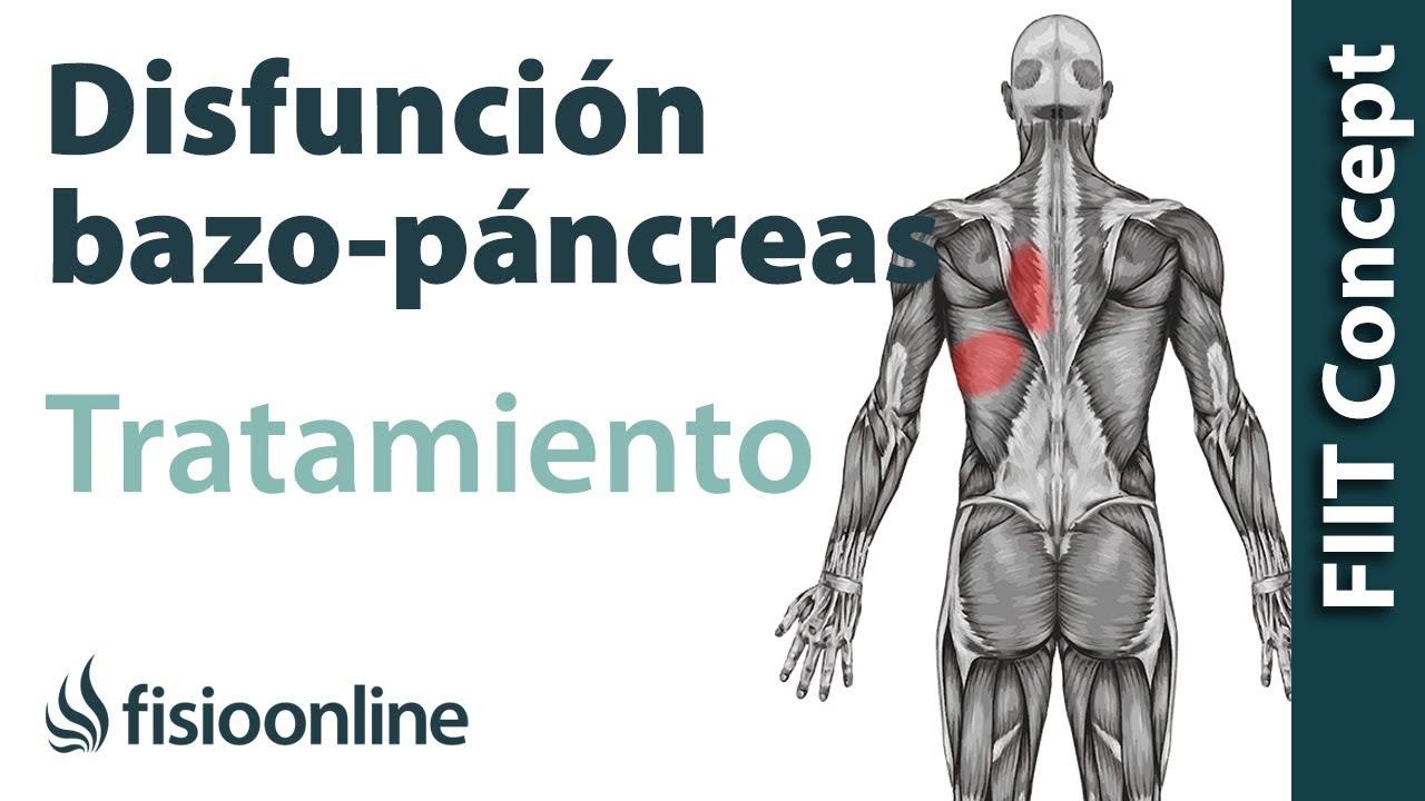 Disfunciones de bazo-páncreas y dolor de espalda y dorsales - Causas ...