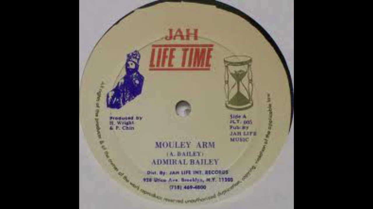Download ADMIRAL BAILEY - MOULEY ARM * ( Two Year Old Ver. 2 ) + DUB