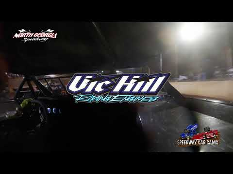 #29 Duane Dodson - Sportsman - 11-11-17 North Georgia Speedway - In Car Camera