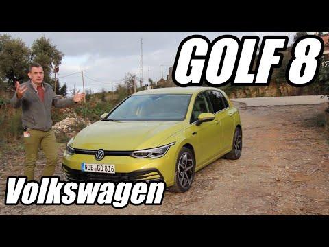 Volkswagen Golf 2020 - Have Volkswagen saved the best till last?