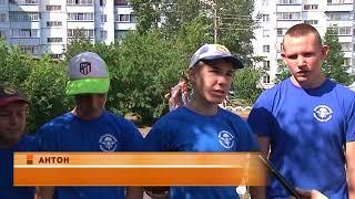 Чемпіонат з футболу в Шарыпово
