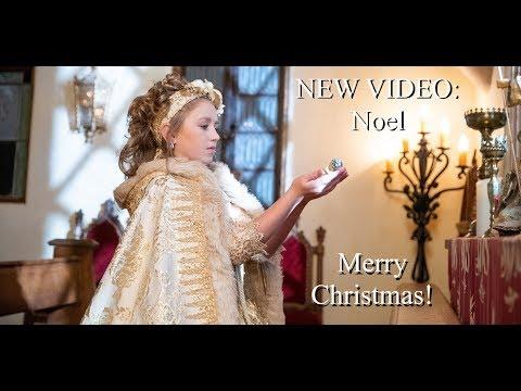 NOEL - Christmas Song (Chris Tomlin /Lauren Daigle Cover) by 11 year old Rosevelt