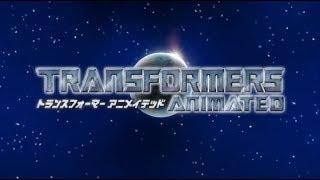 Transformers Animated Japan Preshow Advisory