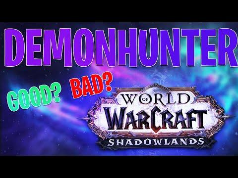 Shadowlands Demon Hunter Good Or Bad?