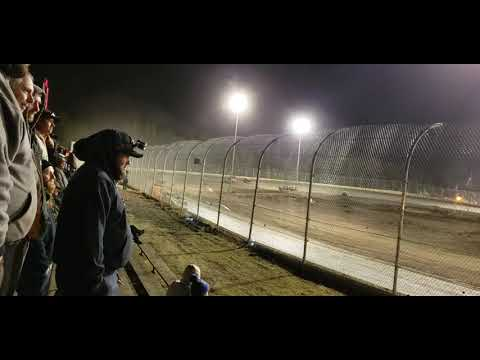 4-27-19 Willamette Speedway Late Model Main part 2
